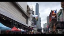 Downtown Toronto Walk Meandering Around The Downtown A Closed Yonge St During NXNE MusicFest 4K