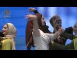 Итоговый концерт Чеченского государственного ансамбля танца
