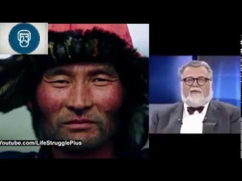 Celal Şengör, Türk diye bir ırk - Belgesel ve Bilimsel - 1.Bölüm SİLİNEN VİDEO