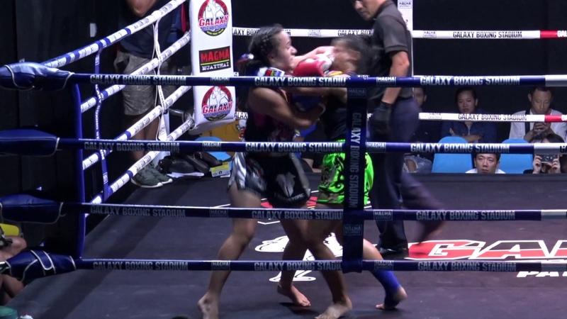Emma Nesbitt Tiger Muay Thai vs Joker