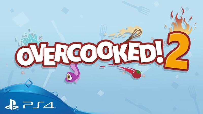 Overcooked 2 | Preorder Trailer | PS4
