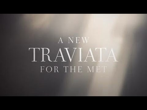 A New Traviata for the Met