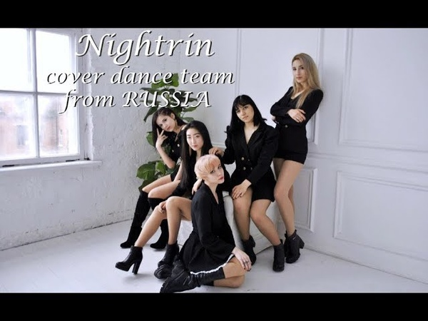 MOONLIGHT CLC Black Dress The Unit Black Problem Original Ariana Grande Cover Dance
