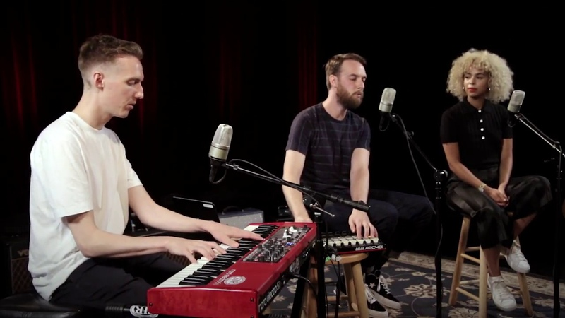 Honne - I Got You - 6/29/2018 - Paste Studios - New York, NY