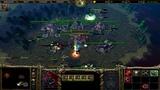 Warcraft 3 Земли бога # 5 Очень странная и лёгкая игра за Тёмных Троллей!
