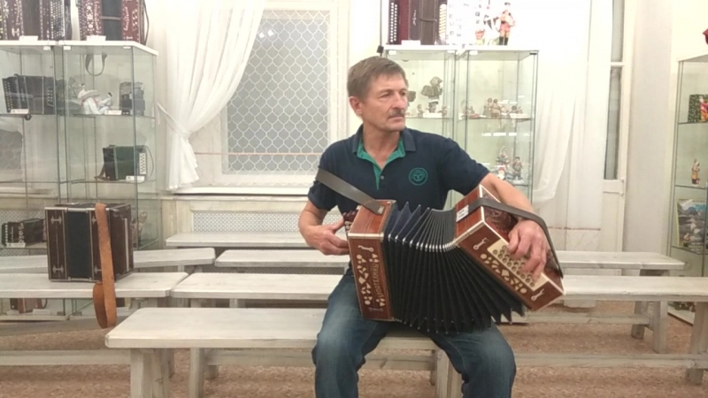 Алексей Тихонович Колокола