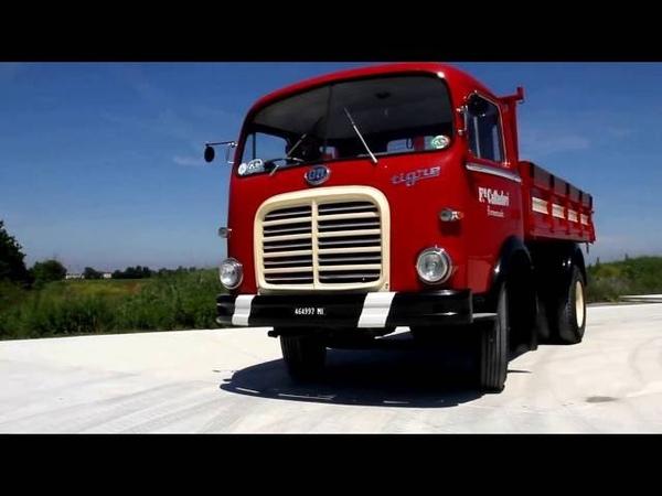 Come guidare un vecchio camion OM TIGRE .... grazie Franco ...