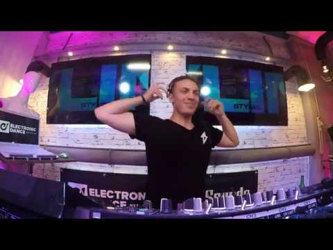 STYLINE ► Live DJ-Set   House   Bass House   Tech-House ( Kryteria Spinnin Rec.  GER )
