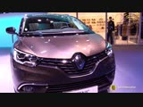 2018 Renault Scenic - Exterior and Interior Walkaround - 2018 Geneva Motor Show
