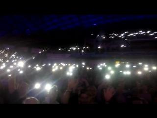 Легендарная группа Мумий Тролль впервые выступила в Витебске и имела грандиозный успех