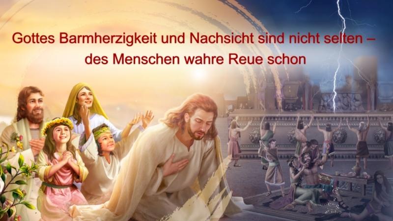 Das Wort Gottes Gott Selbst, der Einzigartige II Gottes gerechte Disposition Teil Vier