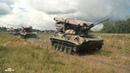 Начало маштабного полкового тактического учения в ВДВ России 2018 год