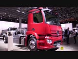 2019 Mercedes Actros 1830 L Natural Gas Truck - Exterior and Interior Walkaround 2019 IAA Hannover