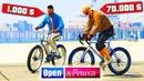 Чьи педали лучше? Велосипед Кама против БМВ . Орел и Решка. GTA 5 Online 9