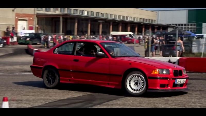BMW E36 Drift Car