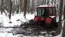 Гряземес на тракторах МТЗ Беларусь! ТРАКТОР мчался по бездорожью, слегка попахивая! Подборка