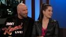 Guest Host Lena Waithe Interviews John Travolta Daughter Ella Bleu