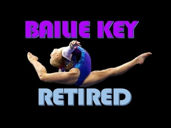 Bailie Key - An Amazing Gymnast NCAA Retired