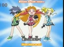 PowerPuff Girls Z Fighting Gold