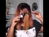 Как подстричь себе челку? ))