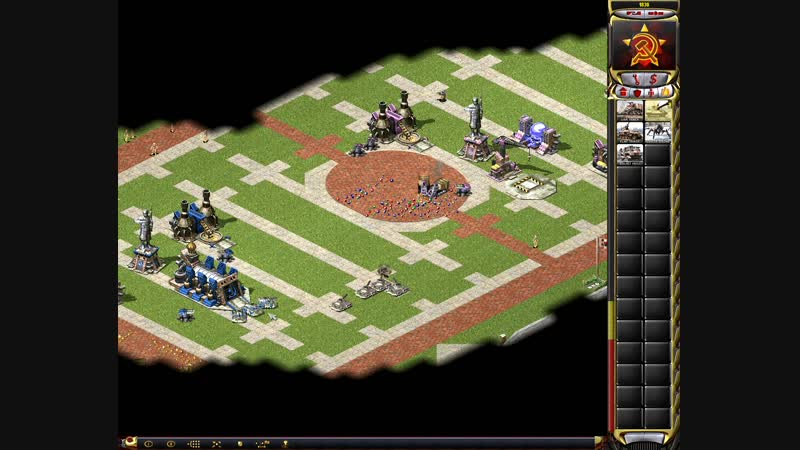 CC Red Alert 2 (HM) 281118(16)- Ibra vs Artemis