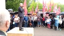 Олег Шеин на митинге какие к черту оффшоры лучше поддержите пенсионеров
