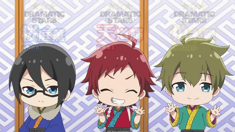 [Ohys-Raws] Idolmaster Side M Wake Atte Mini! - 02 (BS11 1280x720 x264 AAC)