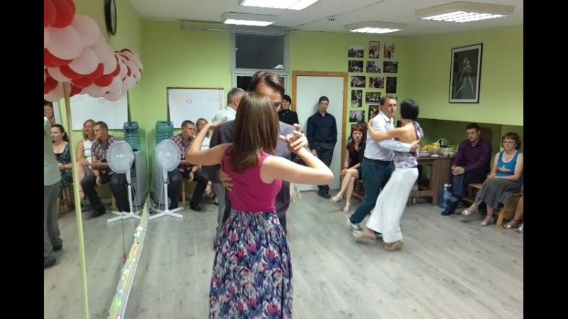 Ронда Танго-5. День рождение школы танцев Avenida