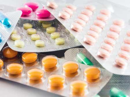 Некоторые противовирусные препараты доступны в виде таблеток.