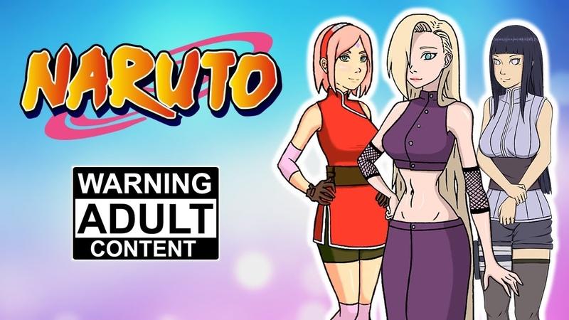 Naruto Kunoichi Trainer 9 Травы для Сакуры