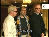 1997 Danny Baker, Gazza and Chris Evans