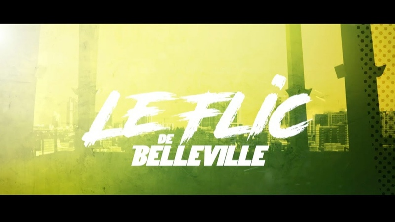 Le Flic de Belleville (2018) Streaming BluRay Light VF