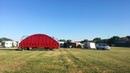 Цирк шапито в Твардице только приехал.
