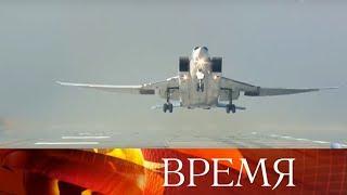 Широкой публике представлен модернизированный сверхзвуковой ракетоносец-бомбардировщик Ту-22М3М.