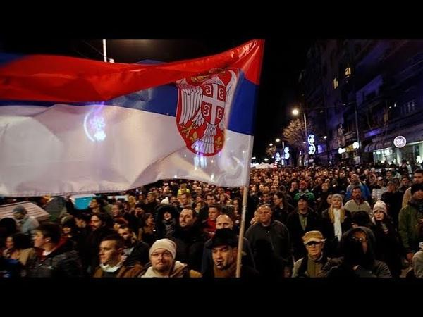 Как изменилась Сербия за 11 лет независимости Косова Обсуждение на RTVI