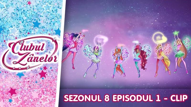 Winx Club - Sezonul 8 Episodul 1 - DUBLAT ÎN ROMÂNĂ