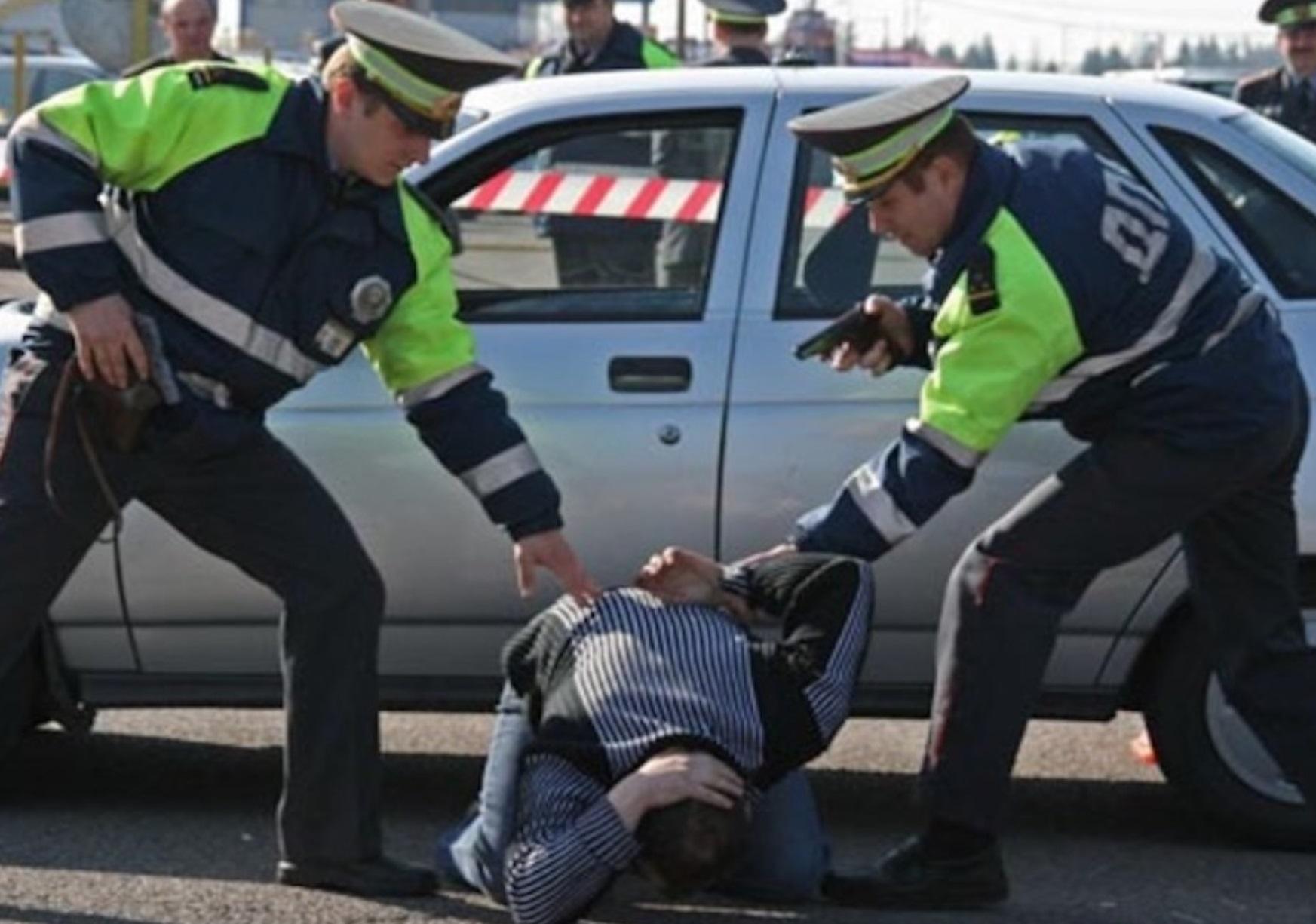 Зеленчукский автоугонщик задержан полицейскими