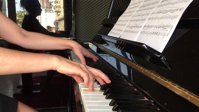 Покровские ворота - Вальс / ноты фортепиано / Гаранян / Russian valse piano