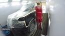 Ремонт и покраска Range Rover Vogue