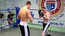 22.01.2015 Jānis Bukovskis (LAT) VS Aleksejs Palčuns (LAT) proboxing.eu