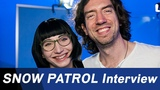 Snow Patrols Gary Lightbody about to go solo - ROCK ANTENNE Interview