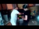 Видеоблог: капустные котлеты с ревизорро))