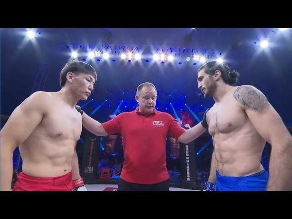 Юрий Рябой vs Уйгур Шал Yury Ryaboy vs Uighur Shala