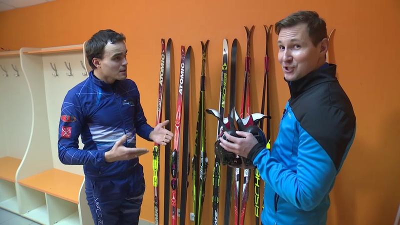 Встаём на лыжи. Урок 1 - выбираем и готовим лыжи. Хорошее утро Петербург