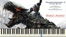 Tessa Best Thing That Ever Happened Steve Jablonsky Piano Tutorial