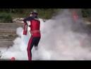 первый день краевых соревнований по пожарно-спасательному спорту в Хабаровском крае 2018 г.