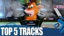 NS\PS4\XBO - Crash Team Racing Nitro-Fueled (PS1 - Crash Team Racing)