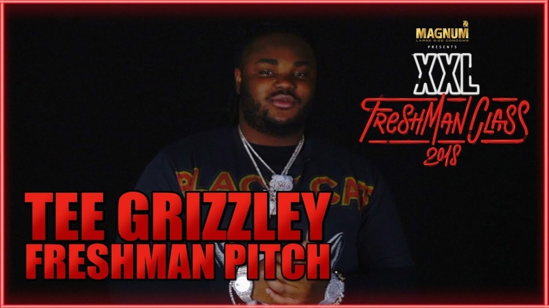 Tee Grizzley's Pitch for 2018 XXL Freshman