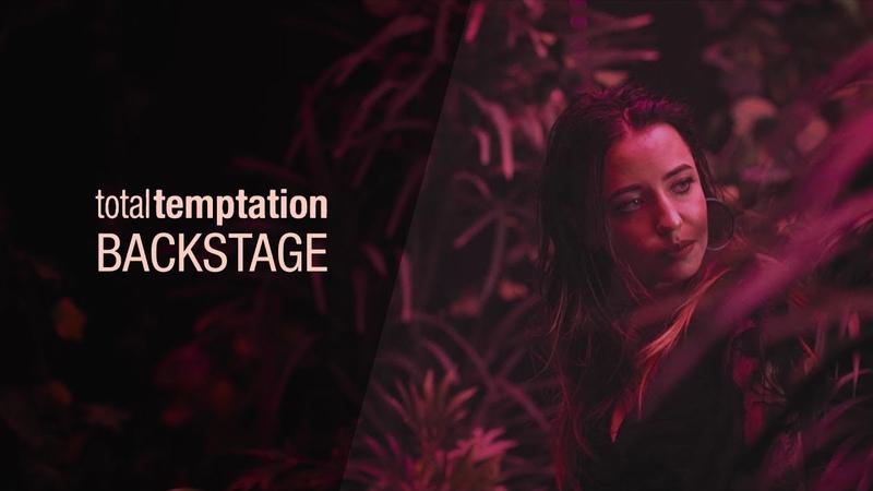 Backstage ➥ Надя Дорофеева Тушь Total Temptation Maybelline