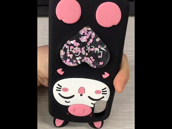 Soft Cartoon Silicon Full cover